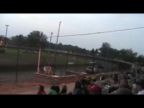 Matt Hoeft-Algona Raceway 5-19-2012