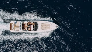 """Mangusta 80 """"Angelina"""" for Charter in Greece 