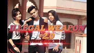 Gambar cover Illegal Weapon 2.0 - Street Dancer 3D \ Tanishk B,Jasmine Sandlas,Garry Sandhu / ddr brothers