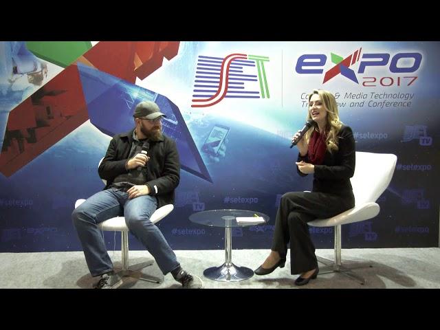 SET EXPO 2017 entrevista Ricardo Langanaro, O2 Filmes