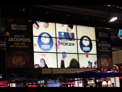 Delayed Stream Main Event Golden Poker Series Estoril 2017