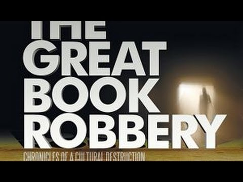 The Great Palestinian Book Robbery (w/ Benny Brunner)