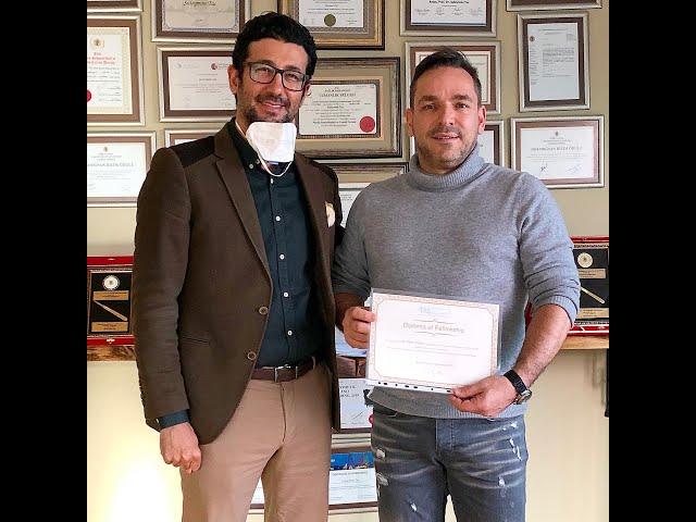 Closed atraumatic rhinoplasty fellowship program by dr. Tas with dr. Piotr osuch