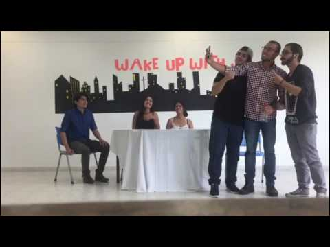 Wake up with us Tv show