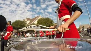 Fairfield High School 2016 Drumline - Sommarfågel (Multi-Angle)