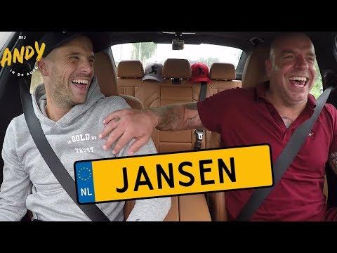 Anco Jansen - Bij Andy in de auto