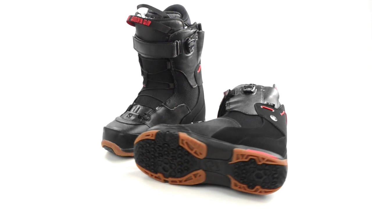 Deeluxe Empire Pf Snowboard Boots For Men Youtube