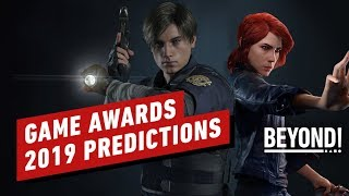 The Game Awards 2019 Winners and Announcements Predictions - Beyond Episode 619