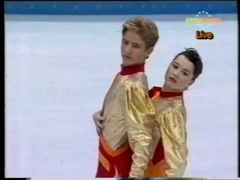 Marina Morel Gwendal Peizerat 1991 Lalique Trophy Fd Youtube