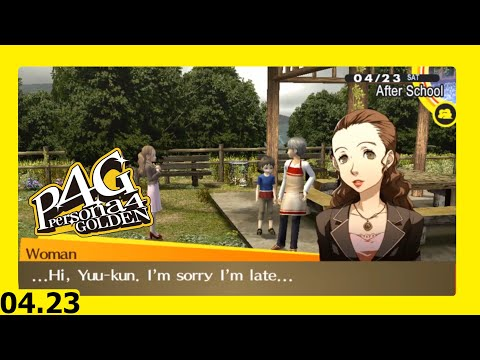 Persona 4 Golden - 4.23 Working our first job (Let's Play) |