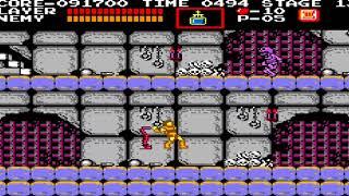 Castlevania Classic NES Series No Death Full Playthrough