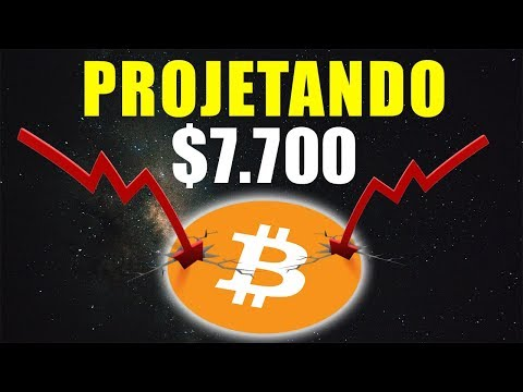 Bitcoin Projetando $ 7.700 De Novo!