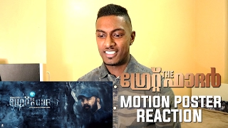 The Great Father Motion Poster Reaction & Review | Mammootty | PESH Entertainment