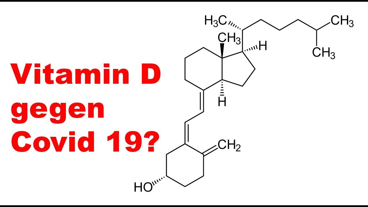 Kann Vitamin D bei Covid 19 helfen?