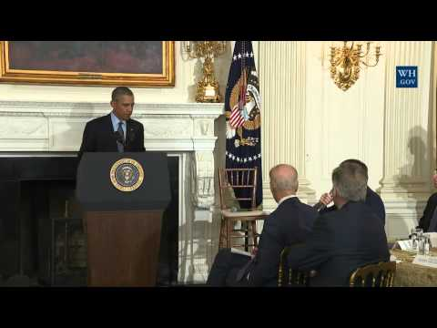 Governors Ask Obama Questions - Full Session