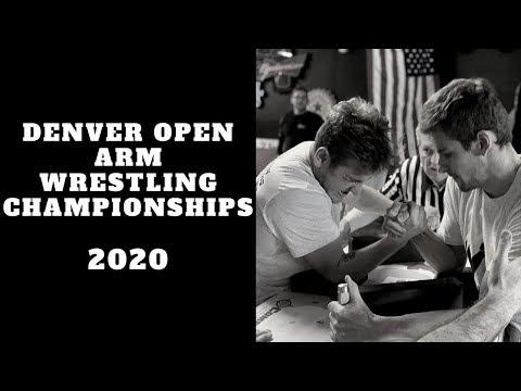 2020 Denver Open Arm Wrestling Championships