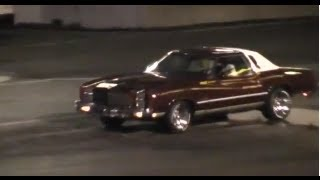 454 1977 Monte Carlo Racing the 1/4 Mile