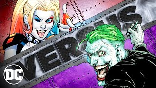 HARLEY QUINN vs JOKER