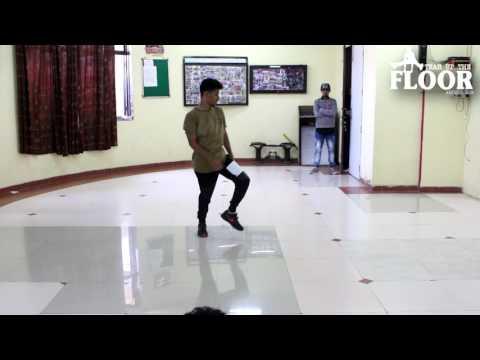 AKHIL PANCHAL || KHARGHAR AUDITION || TEAR UP THE FLOOR