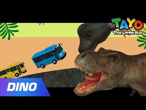 Dinosaur Song L Tyrannosaurus Song L 3D Dinosaur Song L Tayo The Little Bus