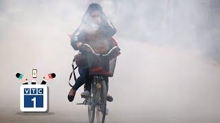 """Ô nhiễm không khí: Dân muốn thở """"sạch"""" phải chờ thời tiết?"""