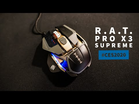 The Most Customizable Mad Catz Mouse Ever!