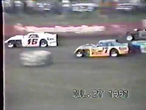 Peoria Speedway - 7/27/91