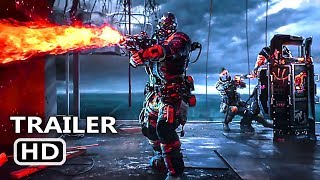 PS4 - Call of Duty Black Ops 4 BATTLE ROYALE Trailer