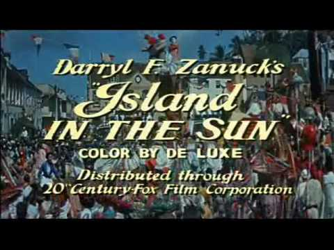 Island In The Sun (1957) Joan Collins, Stephen Boyd, James ...