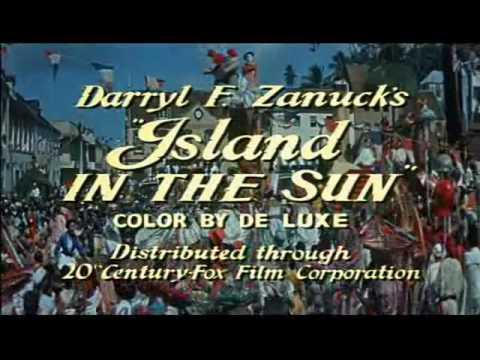 Island In The Sun (1957) Joan Collins, Stephen Boyd, James ...
