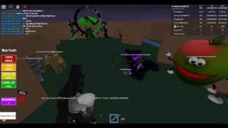 Roblox FIght the Monsters! - How to get OP Weapons!!
