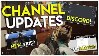 Channel Updates | Top Kills Of The Week | New Discord | New Videos