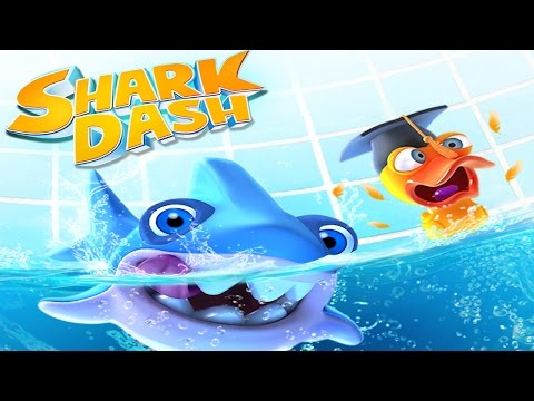 Shark Dash (Gameloft) - Best App For Kids