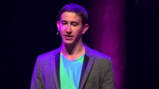 The advantage of being a misfit: Dale Stephens at TEDxBrussels