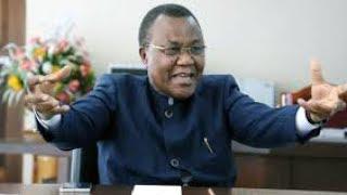 Povu La  Mhe  William Lukuvi Kwa Wapima Viwanja