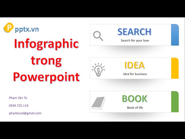 Thi?t k? Infographic trong Powerpoint - P1