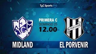 CA Midland vs El Porvenir full match