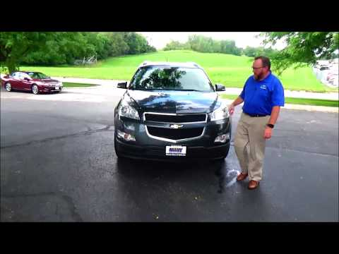 Used 2010 Chevrolet Traverse AWD for sale at Honda Cars of Bellevue...an Omaha Honda Dealer!
