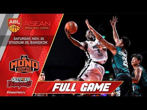 Mono Vampire vs. Westports Dragons | LIVESTREAM | 2017-2018 ASEAN Basketball League