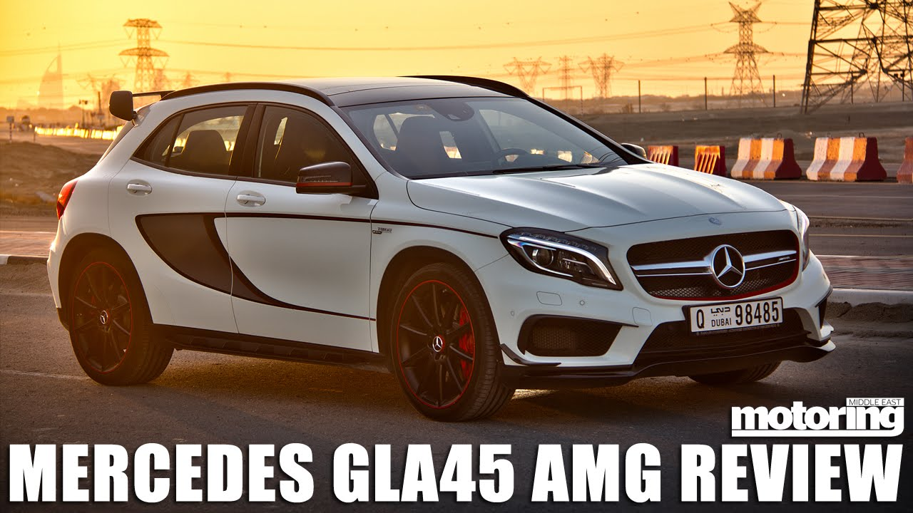 Mercedes Gla45 Amg Review Best Non Suv Suv Hot Hatch Thingy Youtube