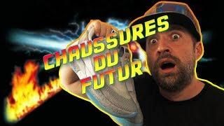 YANN : LES CHAUSSURES DU FUTUR