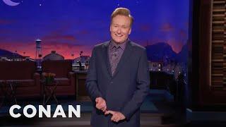 Conan: British People Want Trump Immediately Deported  - CONAN on TBS