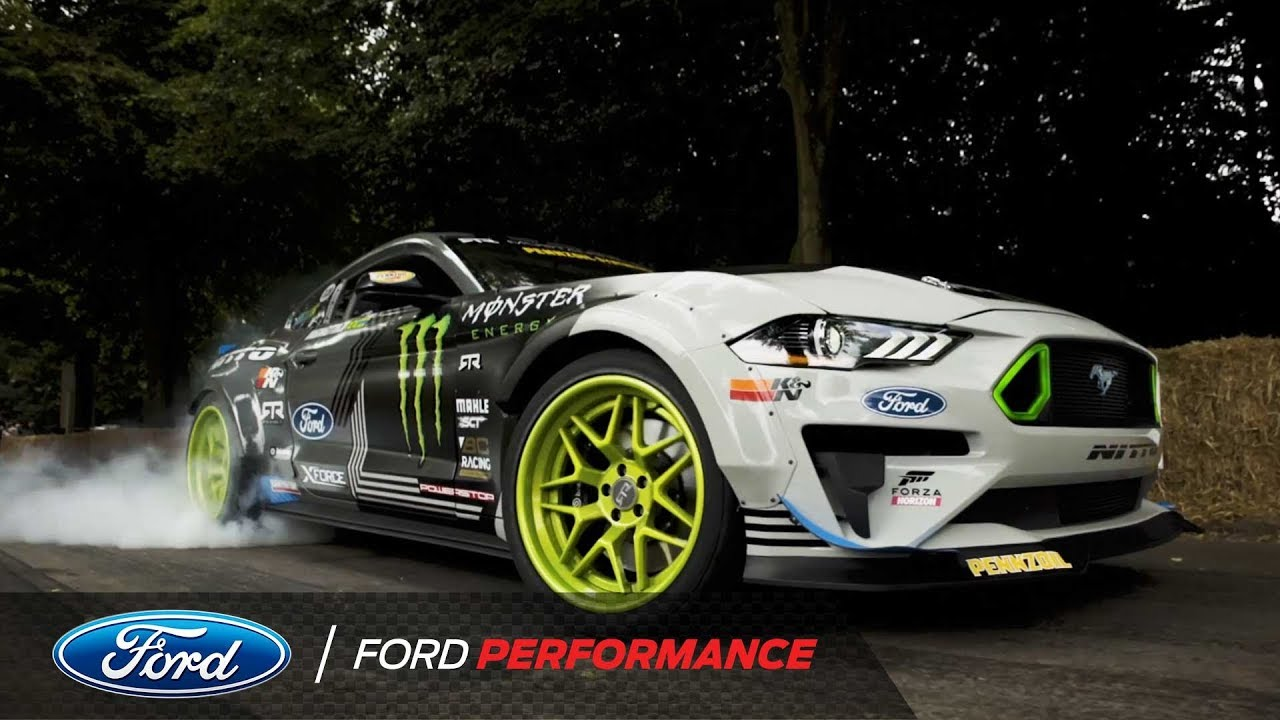 ford mustang rtr hill climb goodwood festival of speed. Black Bedroom Furniture Sets. Home Design Ideas