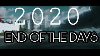 2020: END OF THE DAYS || TRAILER|| 2012 SEQUEL || DISASTER VIDEO