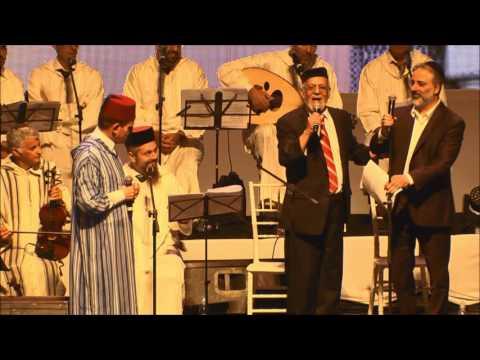 ANDALUS LHAM ORCHESTRA - zarka . haim louk / Abdeslam sefiani