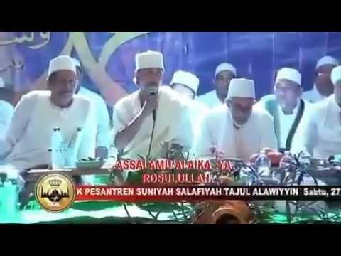 Habib Bahar Bin Ali Bin Smith - Assalamualaika Ya Rasulullah
