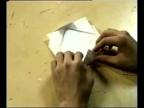 ประดิษฐ์กระทงกระดาษ ในคลังความรู้