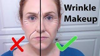 Wrinkle Makeup In-Depth Tutorial / Old Age