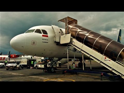 Flight Report Air Asia From Jogjakarta to bali
