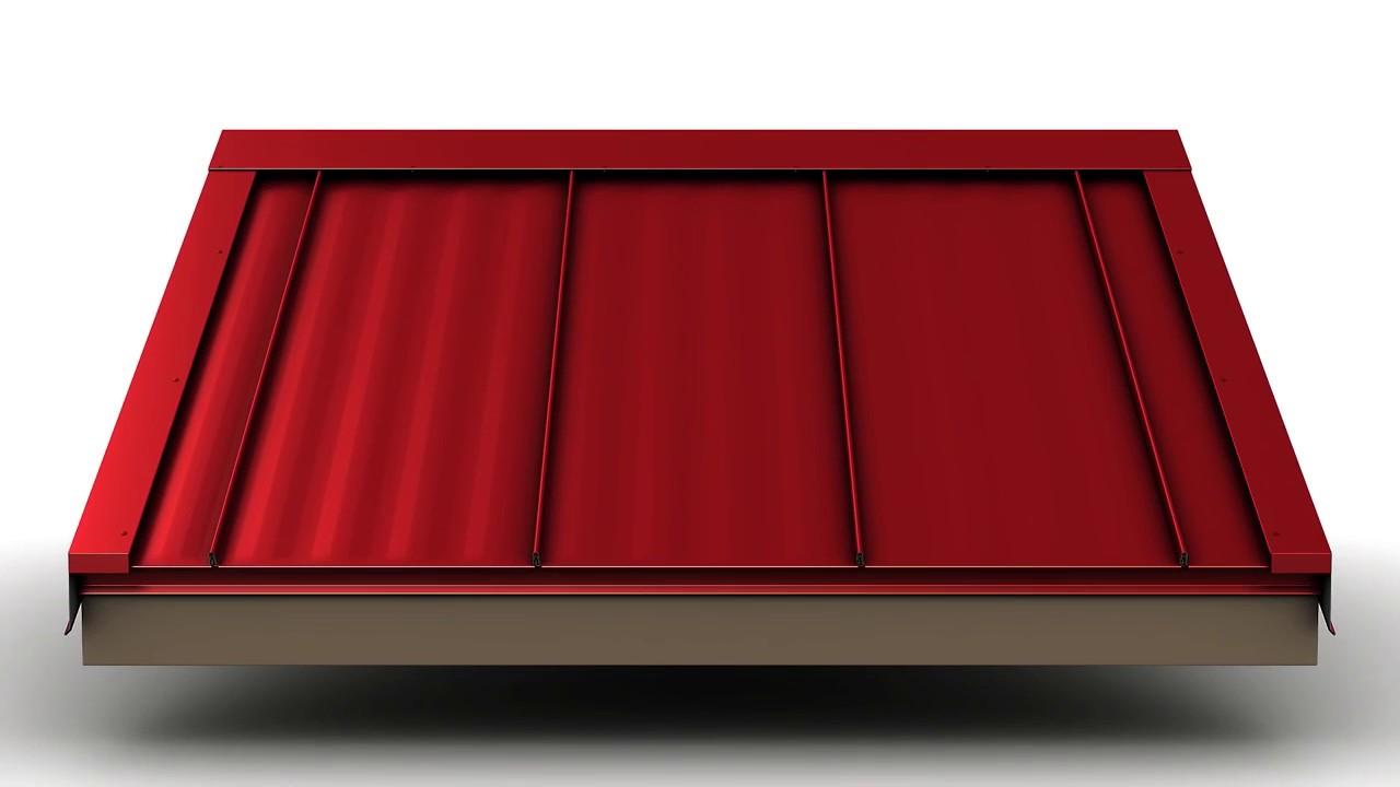How To Install Standing Seam Metal Roofing Ridge Cap